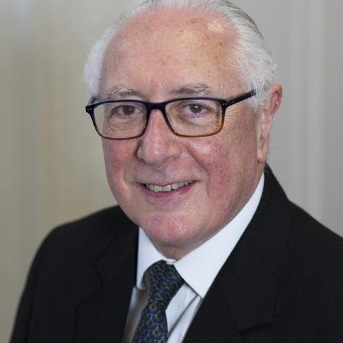 Mike Heenan, MCF Treasurer